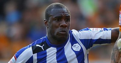 Michail Antonio: Missed best chances for Sheffield Wednesday