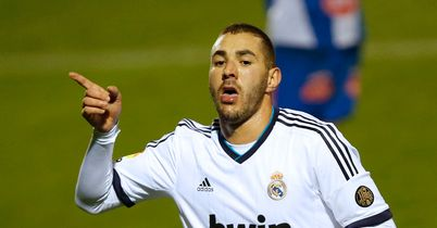 Karim Benzema: Confident of Real Madrid stay