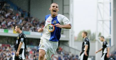 David Bentley: Hoping he gets a good reception at Ewood
