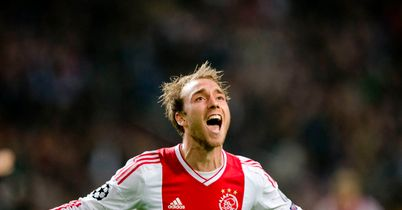 Christian Eriksen: Advised by Ronald de Boer to remain a little longer with Ajax