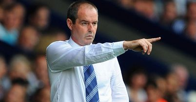 Steve Clarke: Has made a big impact since taking over at West Brom