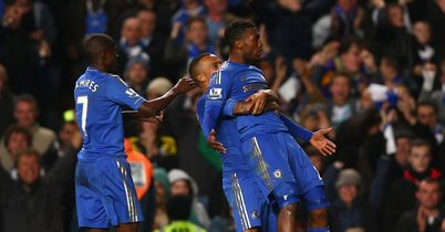 Daniel Sturridge: Happy to see the Chelsea fans smiling again