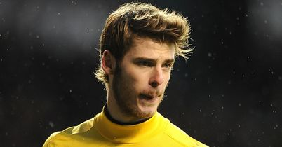David de Gea: Goalkeeper is happy at Manchester United