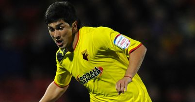 Fernando Forestieri: Went close for Watford