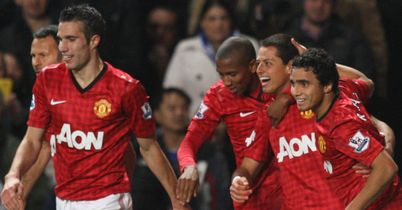 Manchester United: Claimed controversial win