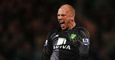 John Ruddy: Norwich goalkeeper faces a frustrating spell on the sidelines