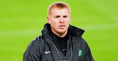 Neil Lennon: Hoping his side can produce another heroic effort in Europe