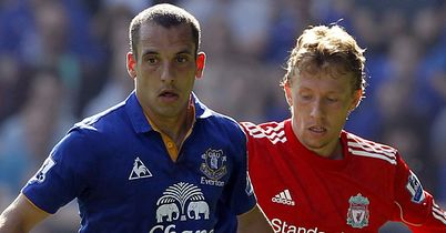 Leon Osman: Has impressed Roy Hodgson