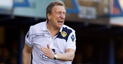 Neil Warnock: Felt referee Lee Mason was right to award Leeds a penalty