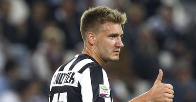 Nicklas Bendtner: Striker won't rule out joining Tottenham from Arsenal