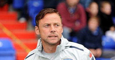 Paul Dickov: Seen his coaching staff chopped