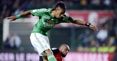 Pierre-Emerick Aubameyang: Plans to see out the season in France