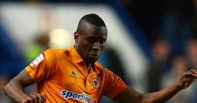 Razak Boukari: The Wolves winger is set to join FC Sochaux on a season-long loan deal