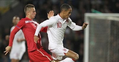 Tom Ince: Tipped for England success