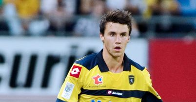 Sebastien Corchia: Has been attracting interest from a number of top European clubs