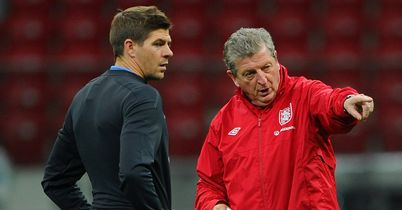 Steven Gerrard: A boost for Roy Hodgson as England captain is available for his 100th cap