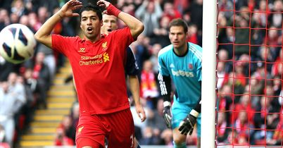 Suarez: Another chance goes begging