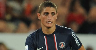 Marco Verratti: AC Milan interested in the PSG midfielder