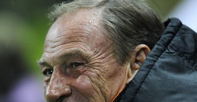 Zeman: Backed despite bad run