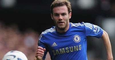 Juan Mata: Saddened by sacking of Roberto Di Matteo
