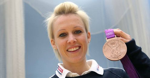 British Olympic star Alex Danson eyeing lasting legacy in hockey