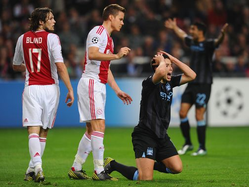 Ajax can trouble Manchester City again.