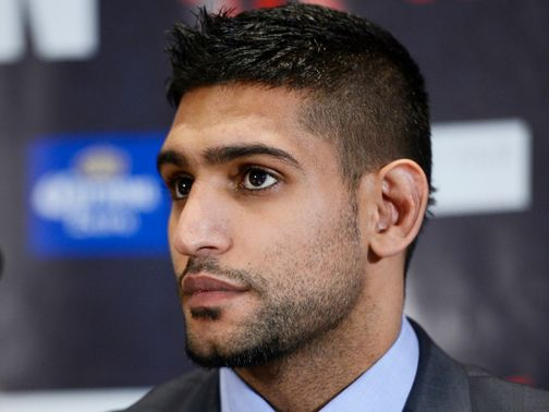 Amir Khan: New approach ahead of his next fight