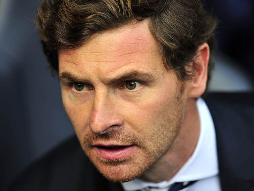 Andre Villas-Boas: Ready to face Arsenal