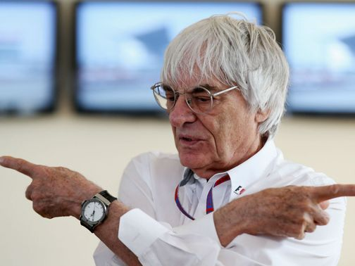 Bernie Ecclestone: Close to deal with Turkish GP organisers