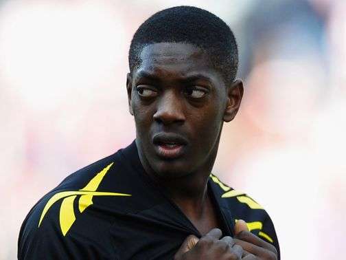 Marvin Sordell: On the receiving end