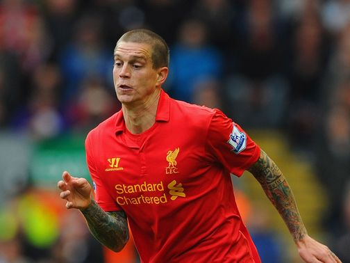 Daniel Agger: Pulled his groin