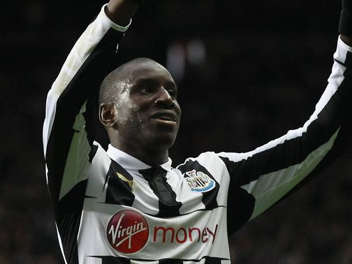 Demba Ba: In talks over new contract