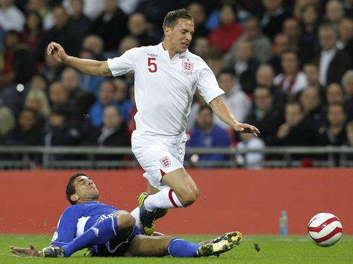 Phil Jagielka: Geared up for Warsaw trip