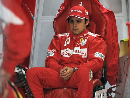 Felipe Massa: Considered quitting F1