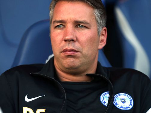 Darren Ferguson: Maintains chairman's backing