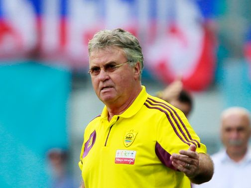 Guus Hiddink: Could return to the Premier League