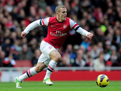 Jack Wilshere: Included in England squad to face Sweden