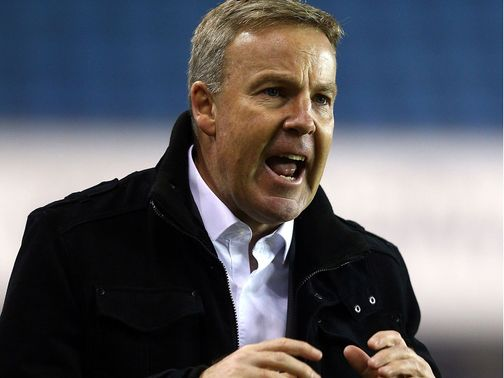 Jackett: Pleased with draw