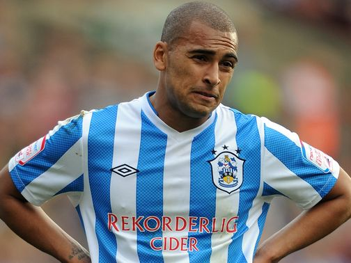 James Vaughan scored on his return to action