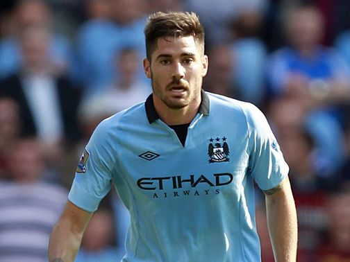 Javi Garcia: Still maintains title hopes