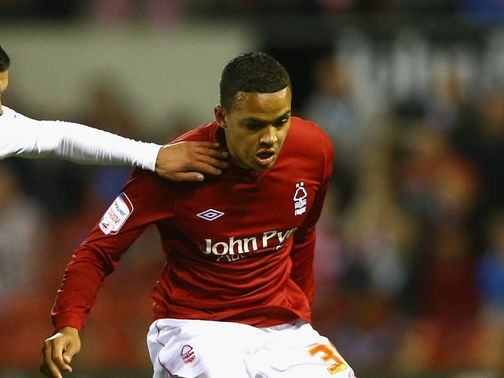 Jermaine Jenas: Has impressed for Forest