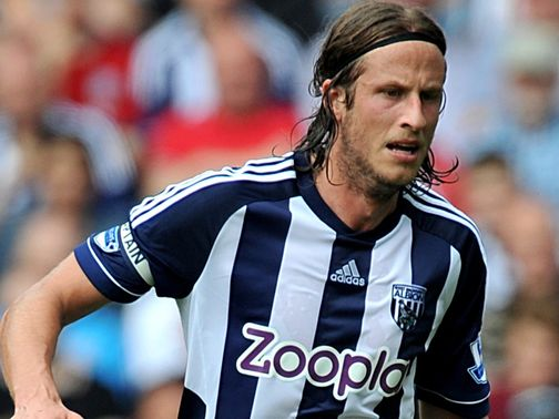 Jonas Olsson: Happy to have signed his latest contract