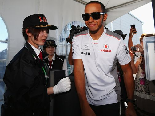 Lewis Hamilton: 'I think the Red Bull's probably the best car'