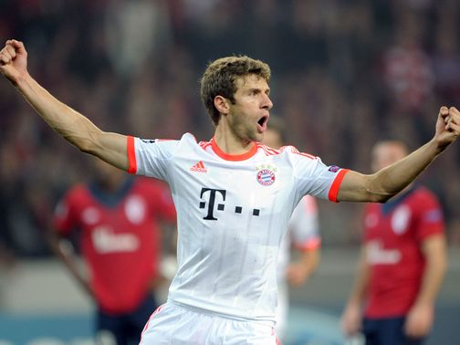 Thomas Muller: Extends deal until 2017