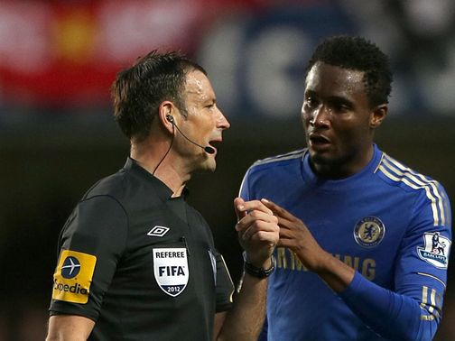 Mark Clattenburg: Not considered for any games this weekend