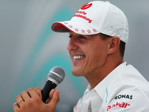 Michael Schumacher: Not offered a new role yet