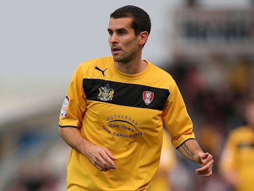 Daniel Nardiello: At the double for Rotherham