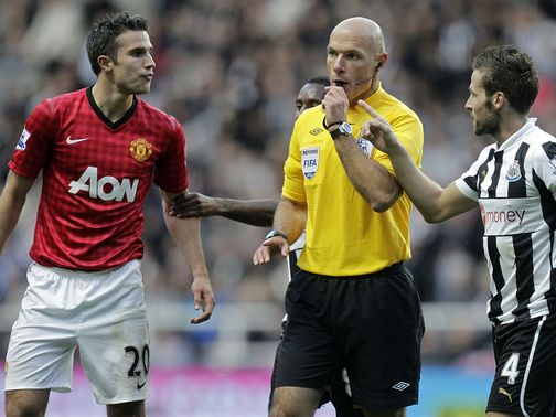 Robin van Persie: No retrospective action