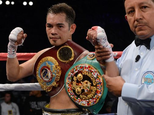 Nonito Donaire: Scored an overdue stoppage win