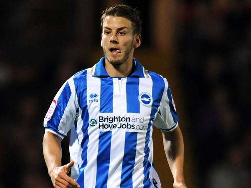 Andrea Orlandi: Could return for Brighton